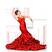 flamenco 180x180 - Flamenco Tanz